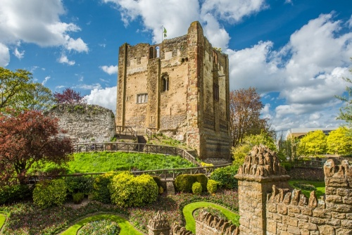 Guildford Castle, Surrey