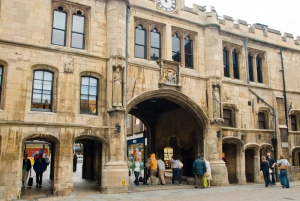 The Guildhall and Stonebow