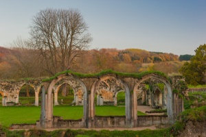 Hailes Abbey, Gloucestershire