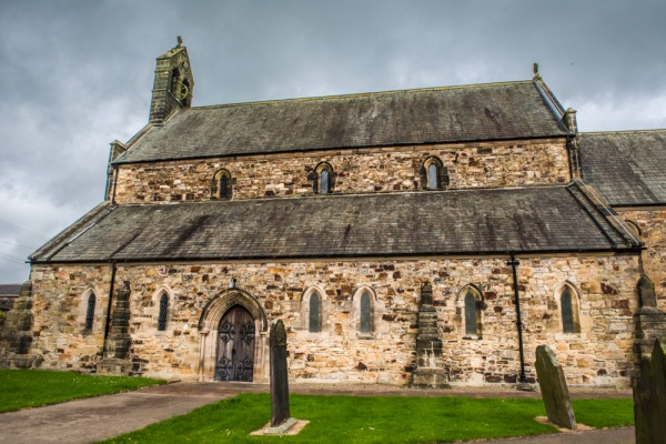 Holy Cross church, Haltwhistle