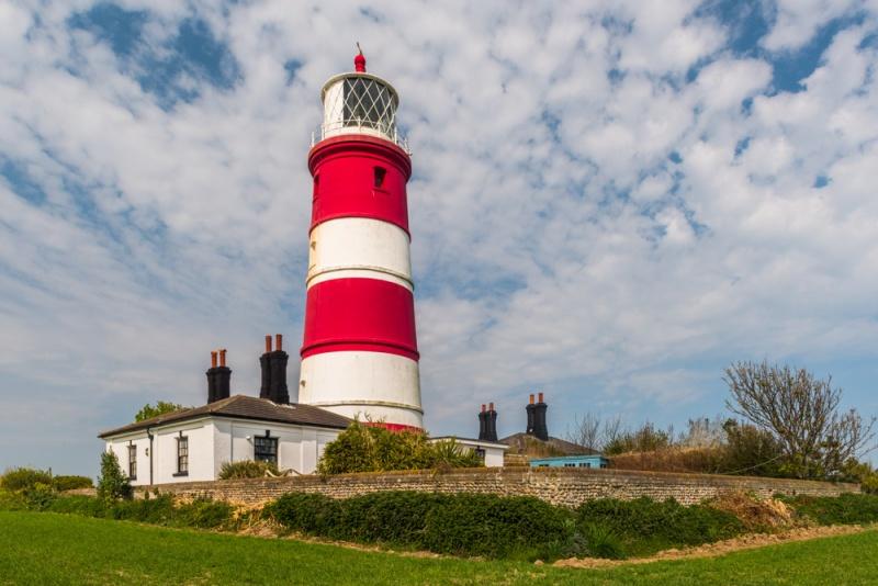 Happisburgh Lighthouse Norfolk History Photos
