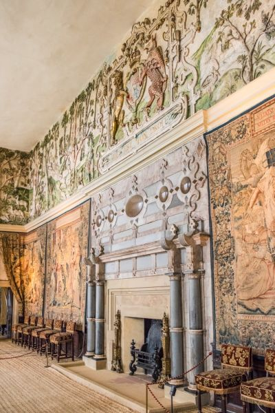 Hardwick Hall History Photos Historic Derbyshire
