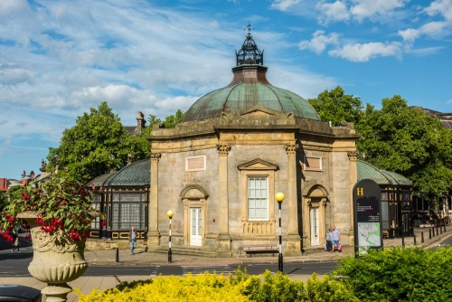 The Royal Pump Room Museum, Harrogate