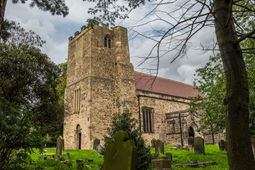 St Andrew's Church, Haughton-le-Skerne