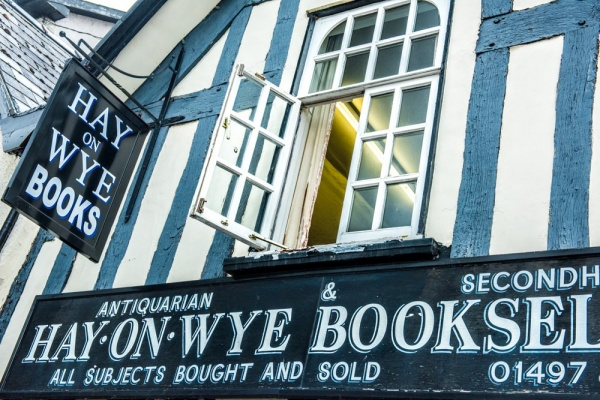 Hay-on-Wye, Town of Books