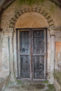 12th century south doorway