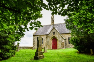 Heavenfield church