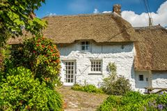 Yet another pretty thatched cottage