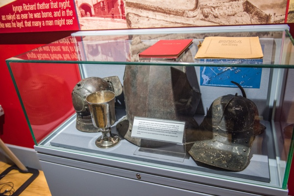 Civil War siege of Leicester artefacts