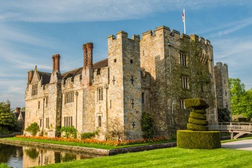 Hever Castle   Historic Kent Guide