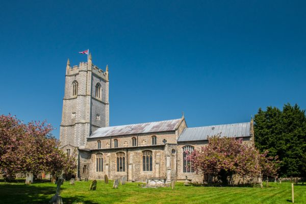 St Peter & St Paul Church, Heydon, Norfolk