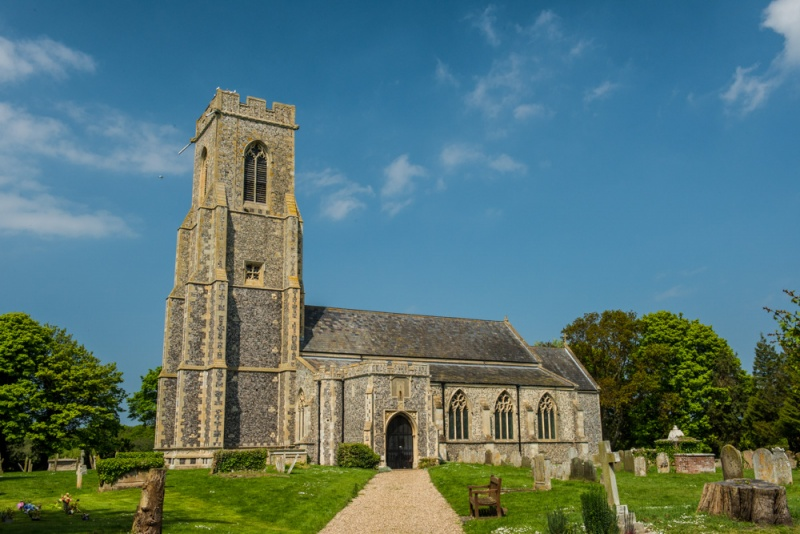 St Mary's Church, Hickling