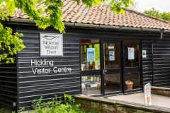 Hickling, Hickling Broad Visitor Centre