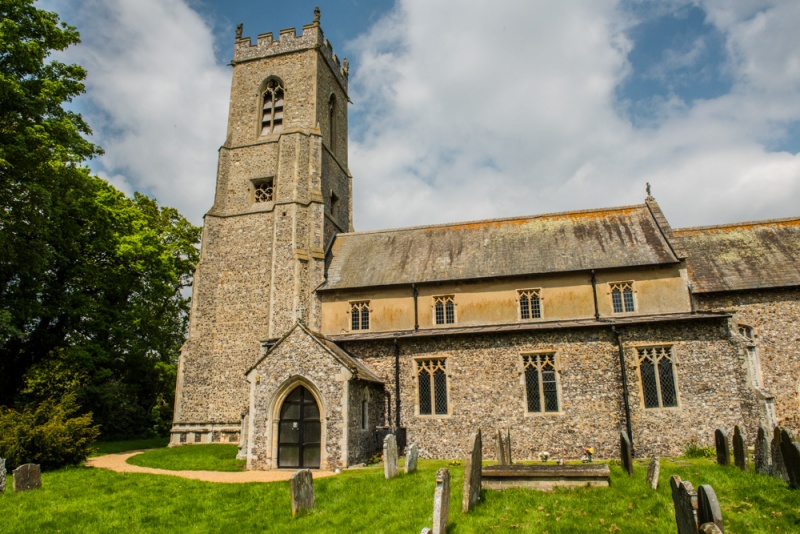 St Benedict's Church, Horning