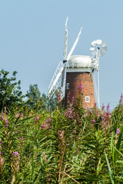 Horsey photo, Horsey Windpump