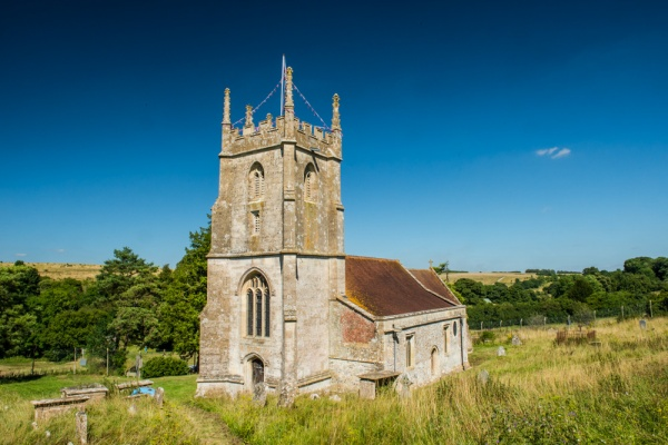 St Giles Church, Imber