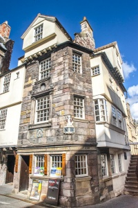 John Knox's House, Royal Mile