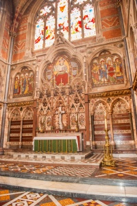 The Chapel's high altar