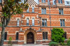 Keble College, First Quad