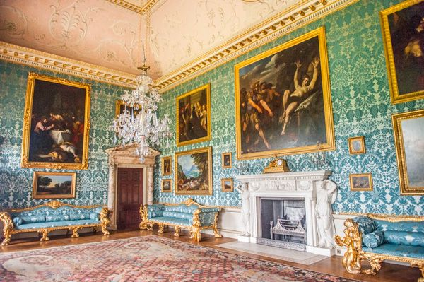 Kedleston Hall photo, The Drawing Room