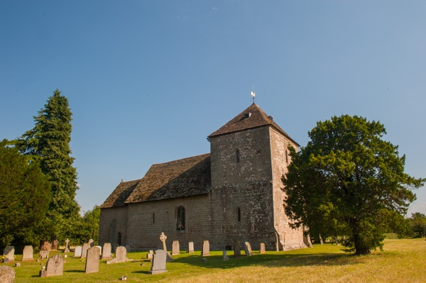 St Mary's church, Kempley