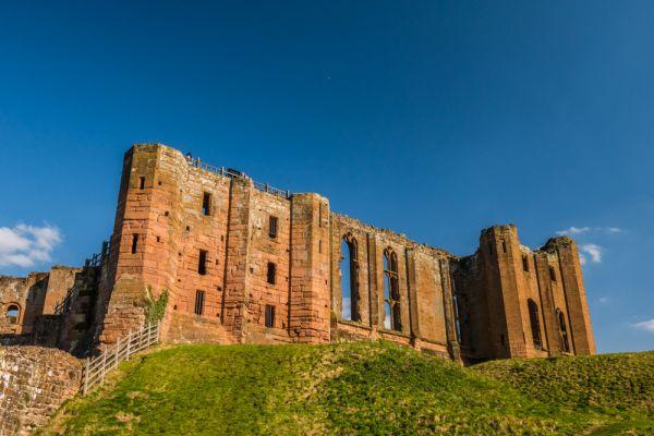 Kenilworth Castle Warwickshire History Amp Photos