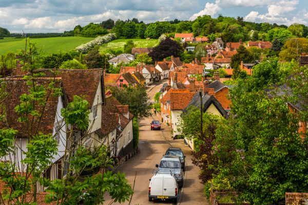 Kersey Suffolk History Travel And Accommodation