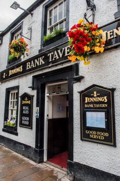 Keswick photo, The picturesque Bank Tavern
