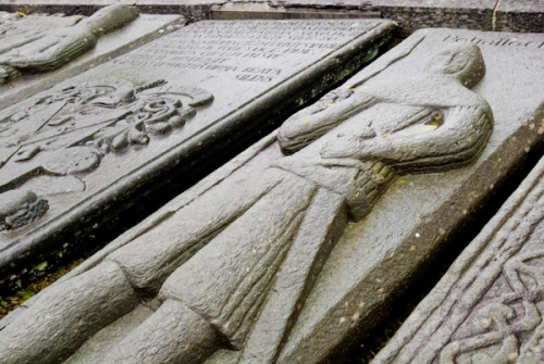 Kilmartin Sculptured Stones
