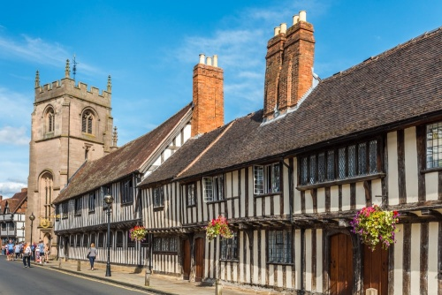 Shakespeare's School & Guildhall