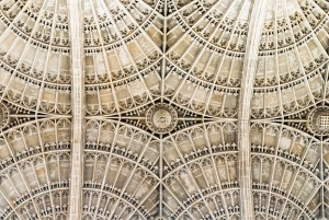 King's College Chapel vaulting