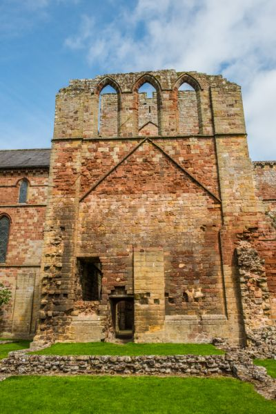 Lanercost Priory photo, The Dacre family pele tower