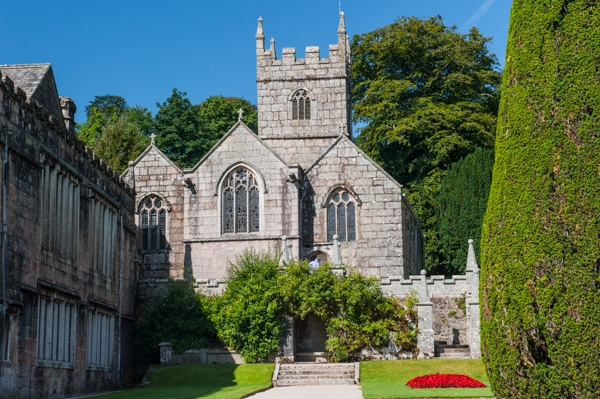 St Hydroc's Church, Lanhydrock