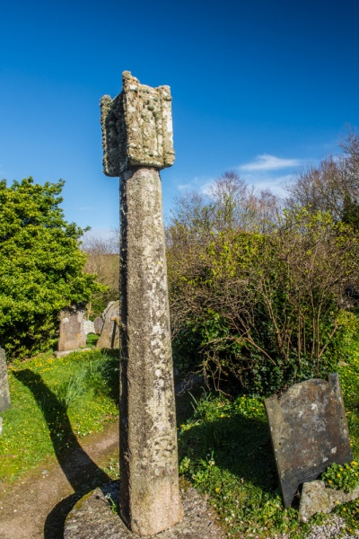 A 14th Century Cross Lanteglos-by-Fo...