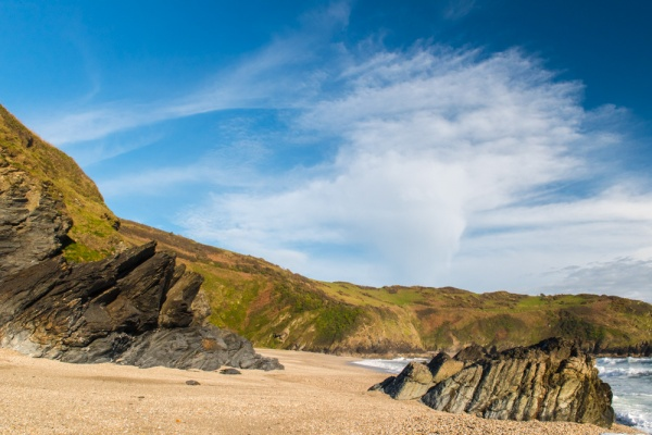 Great Lantic Beach, Lantic Bay