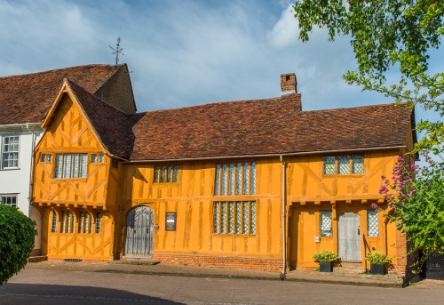 Little Hall, Lavenham