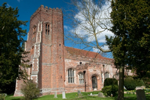 St Mary's Church, Layer Marney