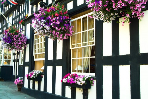 The Feathers Inn, Ledbury