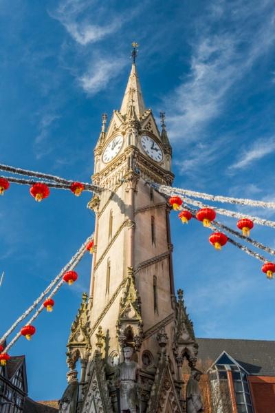 Leicester Haymarket Memorial Clock Tower History Photos