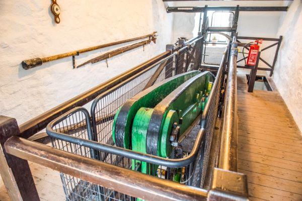 Levant Mine, Cornwall   History & Photos