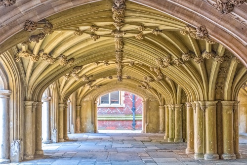 Lincoln's Inn Chapel Undercroft