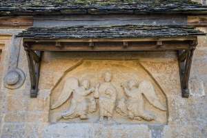 The 12th century tympanum