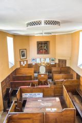 Little Walsingham, The Georgian courtroom in Shirehall