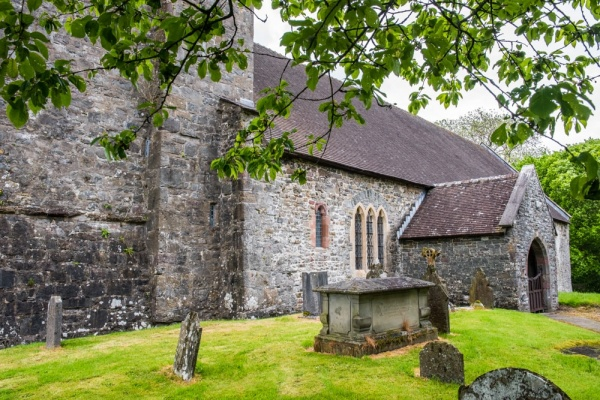 St Mary's Church, Llanfair-ar-y-bryn