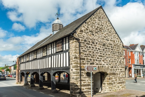Old Market Hall, Llanidloes