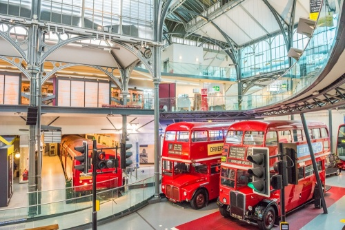 The London Transport Museum