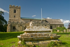 St Mary's, Longworth, Oxfordshire