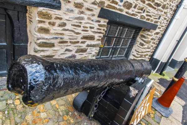 The 17th century Finbaker Cannon