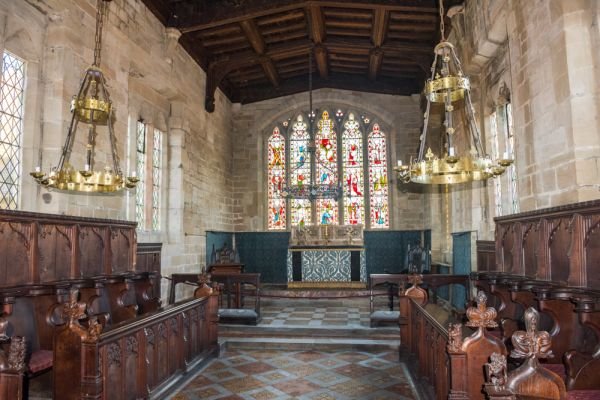Lord Leycester's Hospital photo, Inside the Chapel