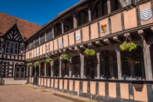 Lord Leycester's Hospital